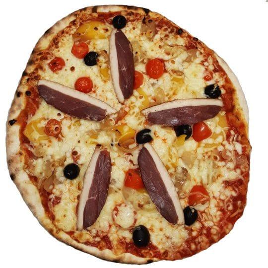 Pizza Gersoise livraison Royan et St Georges de Didonne