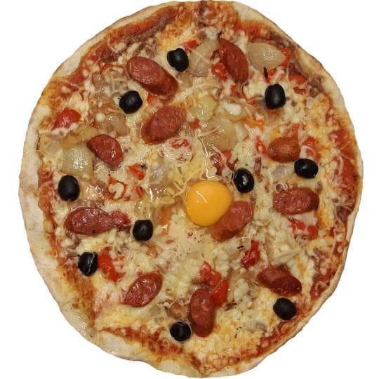 Pizza Hot Speedzi livraison Royan et St Georges de Didonne