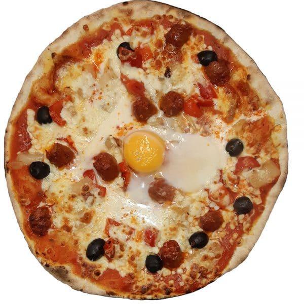 Pizza Orientale livraison Royan et St Georges de Didonne
