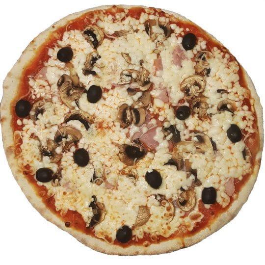 Pizza Reine livraison Royan et St Georges de Didonne