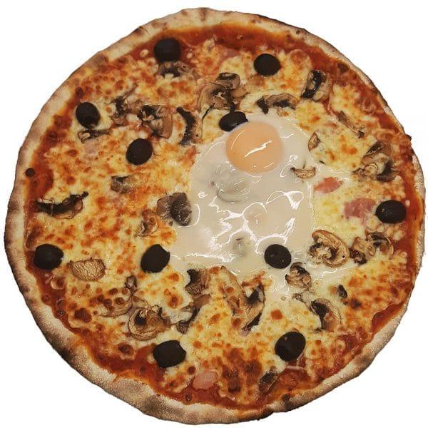 Pizza Royale livraison Royan et St Georges de Didonne