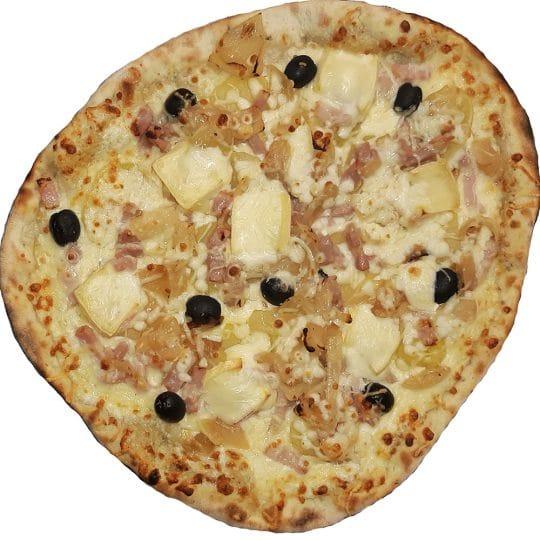 Pizza Savoyarde livraison Royan et St Georges de Didonne