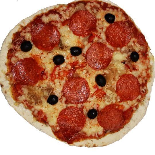 Pizza Texanne livraison Royan et St Georges de Didonne