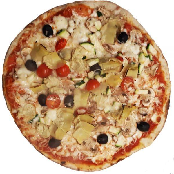 Pizza Végétarienne livraison Royan et St Georges de Didonne